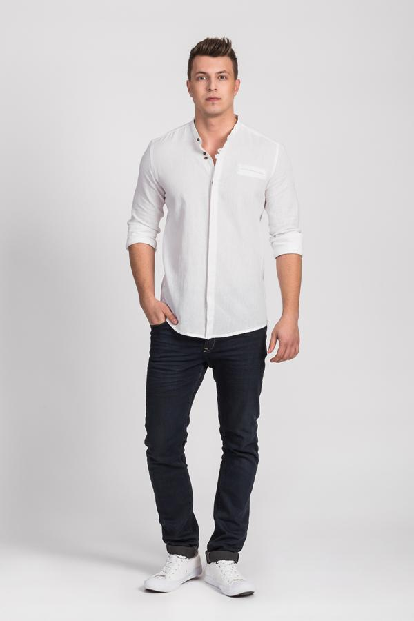 Koszule męskie białe